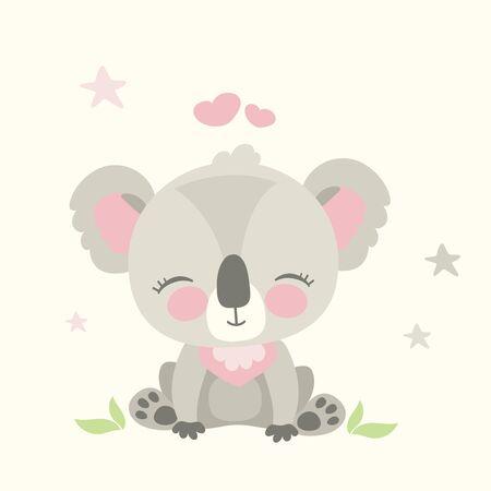 Cute koala bear,