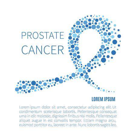 November Prostate cancer ribbon