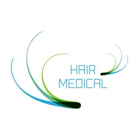 hair medical logo