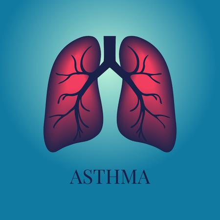 Asthma awareness poster