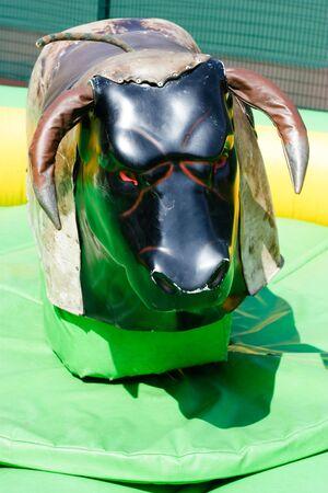 simulator: Shabby mechanical bull ride simulator