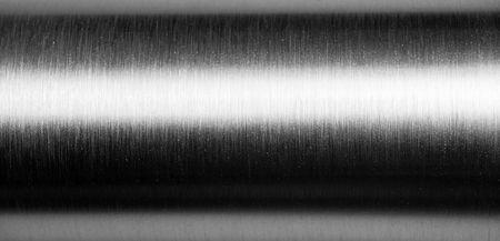 cilindro: Tubo de metal pulido brillante superficie