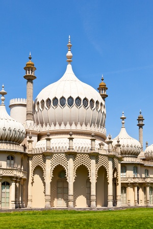 Royal Pavilion in Brighton, England photo