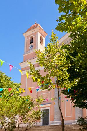 cattedrale: Cattedrale Santa Maria Della Neve cathedral in Nuoro, Sardinia