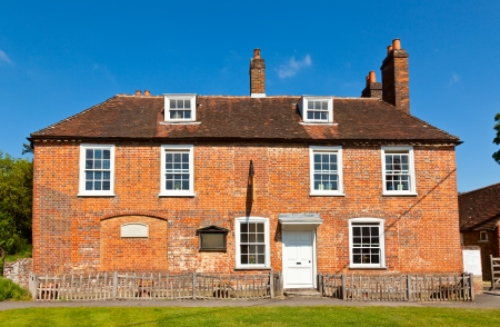 jane: Jane Austens House Museum in Chawton, England