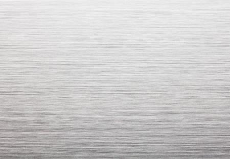 brushed aluminium: Brushed aluminium plate textured background