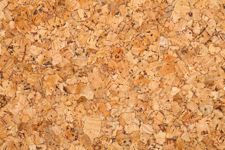 wall texture: Cork wall or ceiling covering with texture and details