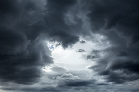cloud: Dramatic sky with stormy clouds
