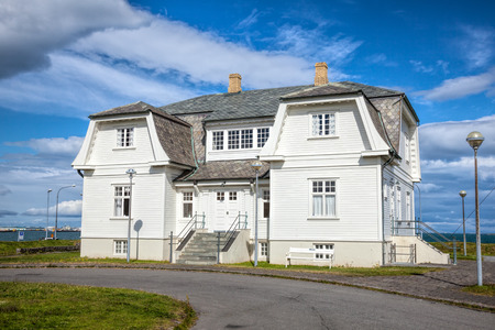 gorbachev: The Hofdi House, one of the most beautiful and historically significant buildings in Reykjavik