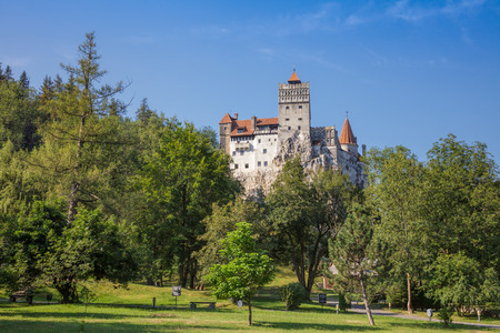 13th century: 13th century Bran Castle (the Draculas Castle), a fortress in Transylvania and a national monument in Romania