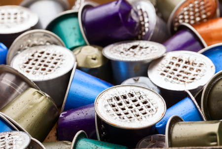 dumped: Dumped plastic and metal espresso coffee pods an environmental issue