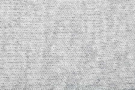 ec6f6f965cd482 Grey knitted fabric made of heathered yarn textured background Stock Photo  - 93056842