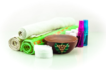 Spa treatments Stock Photo