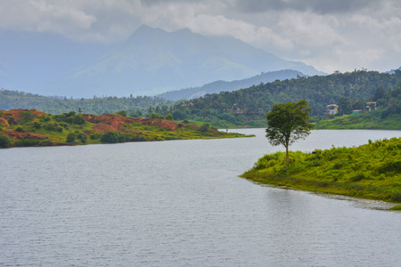 Karapuzha Dam is one of the biggest earth dams in India. located in the greenish and natural regions of Wayanad, Kerala. on the Karapuzha River, a tributary of the Kabini River.