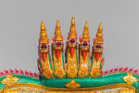 Serpent King or King of Naga