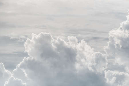 cirrus: Dramatic cloudscape and Sky. Stock Photo