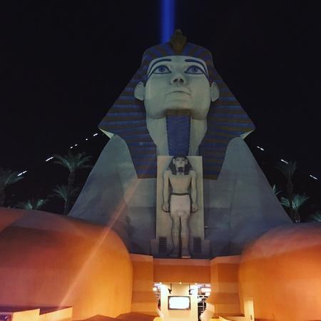 lasvegas: Las Vegas Sphinx