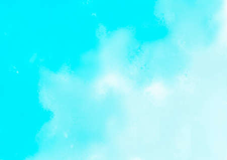 Abstract background with diagonal gradient in sky blue color