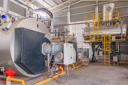 Steam Boiler Stock Photos. Royalty Free Steam Boiler Images