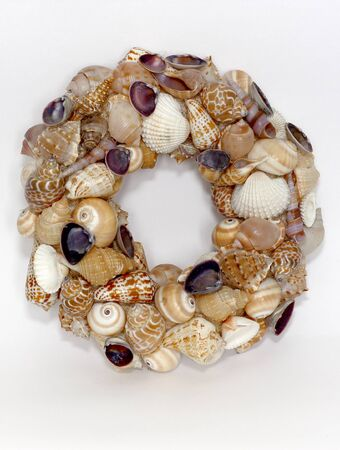 ring with a sea shells