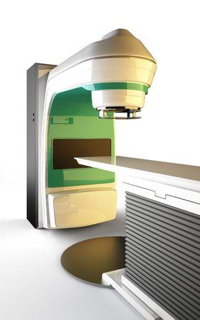 radiacion: Acelerador lineal