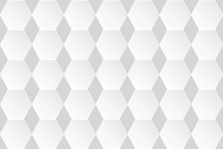 polygon white abstract background