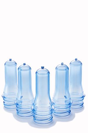 purified: plastic bottles