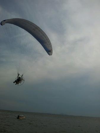 view: Bangsan sea