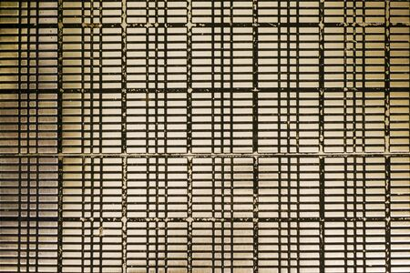 metal cubics plate  abstract industrial background