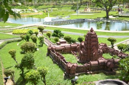 pattaya: Mini Siam  In Pattaya Thailand