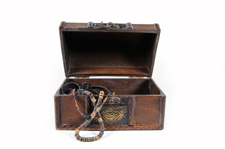 Treasure chest Stock Photo - 16687515