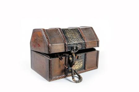 Treasure chest Stock Photo - 16687517