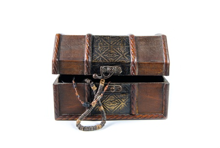 Treasure chest Stock Photo - 16687518