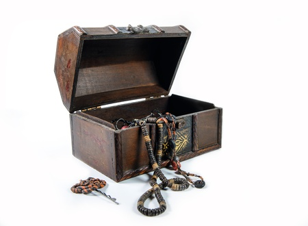 Treasure chest Stock Photo - 16759221