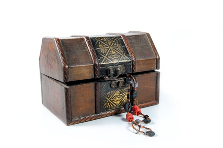Treasure chest Stock Photo - 16759224