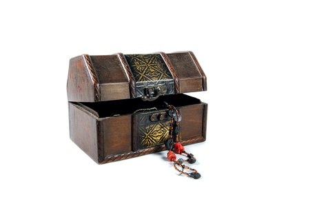 Treasure chest Stock Photo - 16759220