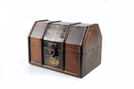 Treasure chest Stock Photo - 16759222
