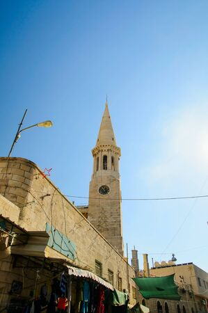 lutheran: The Evangelical Lutheran Christmas Church in Bethlehem,