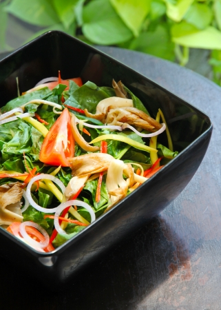 Colorful Thai Salad photo