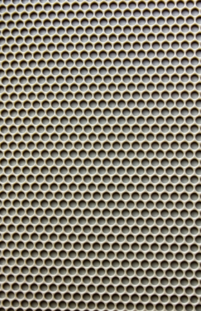 Close up of Speaker pattern photo