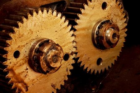 special steel: Gears made of special steel Pending