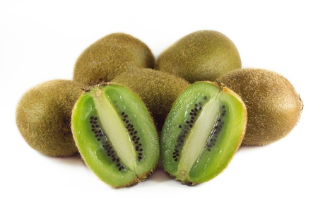 Fresh kiwi for the good health of you and your family photo