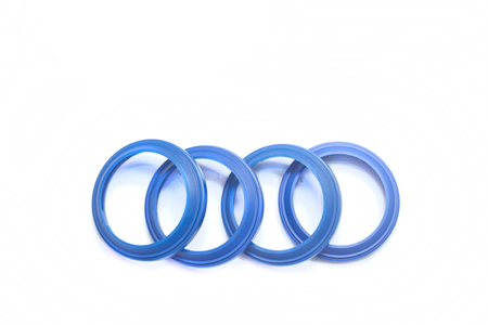 gasket: Oil Seal chemical resistance for Industrial on white background.