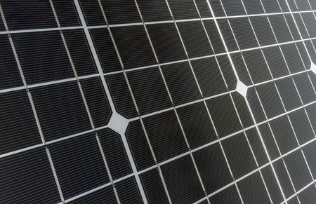 Solar panel, photovoltaic as background.