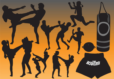 martial: Attack Illustration