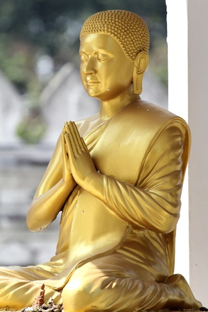 Buddha statues in Thailand, Stock Photo - 11673358