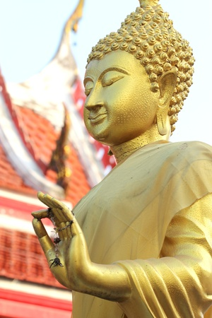 Buddha statues in Thailand, Stock Photo - 11673357