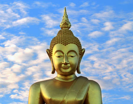 Buddha statues in Thailand Stock Photo - 11868958