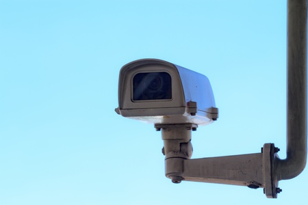Security cam outdoor Stock Photo - 13493959