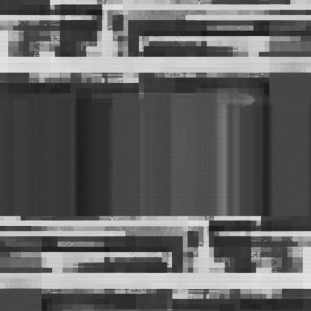 Abstrait arrière-plan des images de télévision aucun signal Banque d'images - 18587959